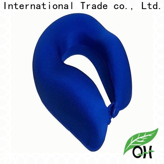 Qihao Best world's best memory foam travel pillow for business for a rest