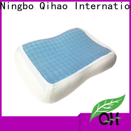 Wholesale contour gel pillow silicone suppliers for business trip