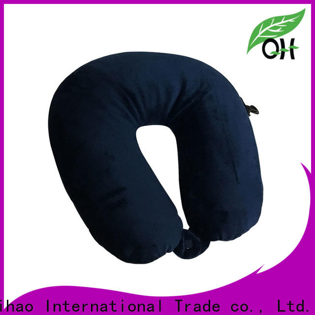 Custom the best travel pillow spandex manufacturers for travel