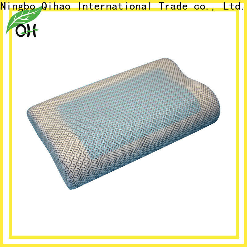 Wholesale contour gel pillow large supply for travel