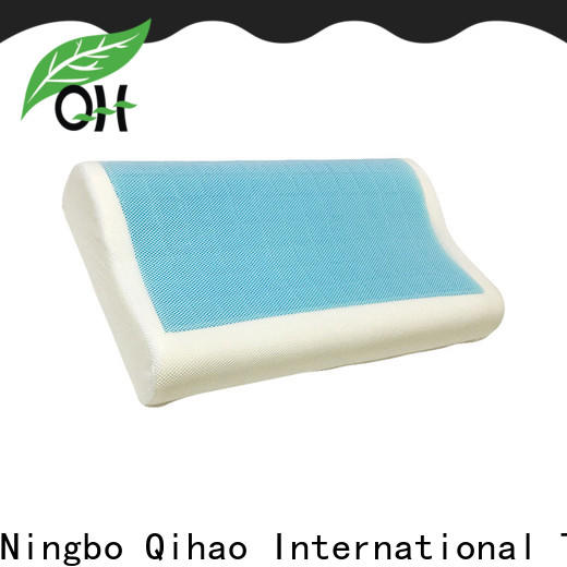 Qihao Top gel pillow factory for travel