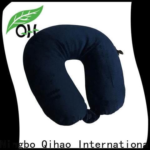 Custom best neck support travel pillow travel manufacturers for a rest