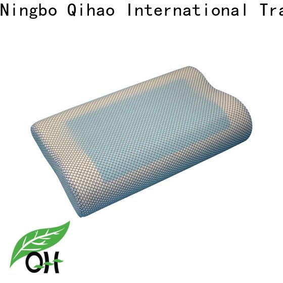 Qihao pillow gel pillow manufacturers for a rest