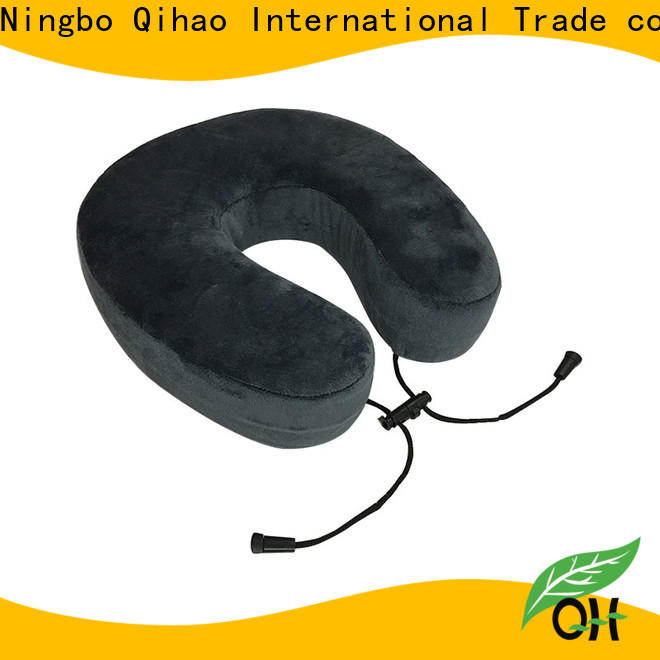 Qihao or best travel neck pillow manufacturers for sleeping