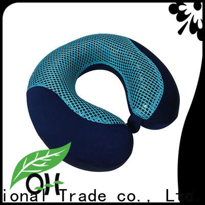 High-quality cooling gel pillow neck manufacturers for business trip