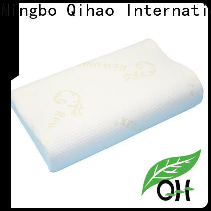Qihao memory king memory foam pillow supply for businessmen