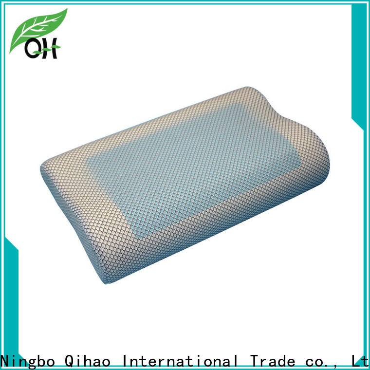 Qihao Custom gel pillow factory for office