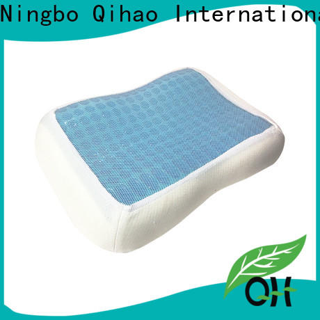 Qihao High-quality contour pillow supply for business trip
