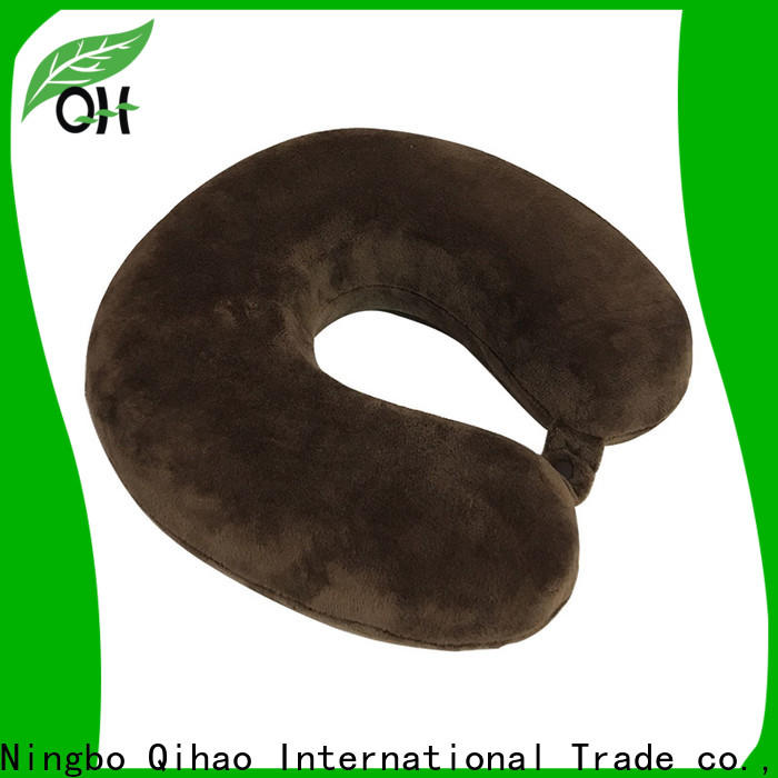 Qihao Best the best memory foam pillow company for travel