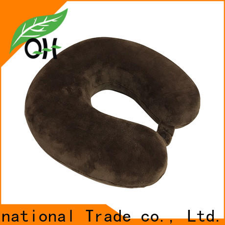 Qihao mf2928 contour neck pillow factory for travel