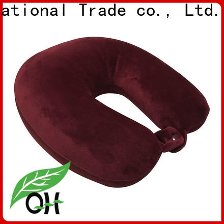 Latest best travel pillow for airplane mb302 factory for sleeping