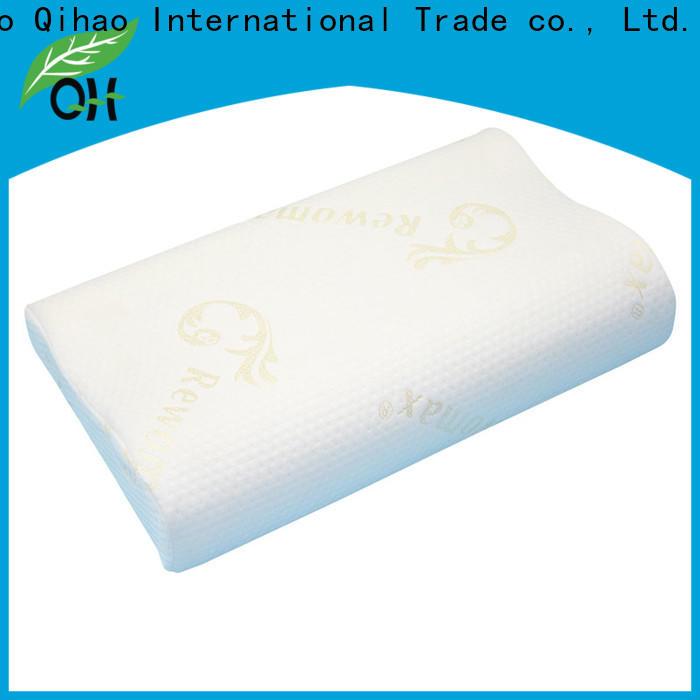 Qihao foam king memory foam pillow supply for student