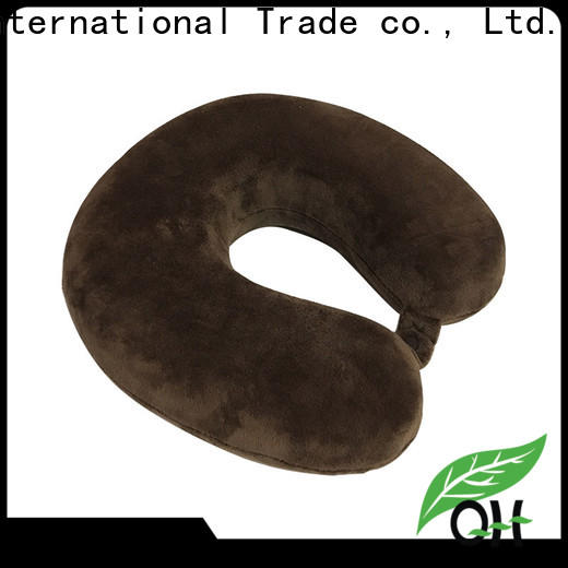 Wholesale travel neck pillow feel suppliers for a rest