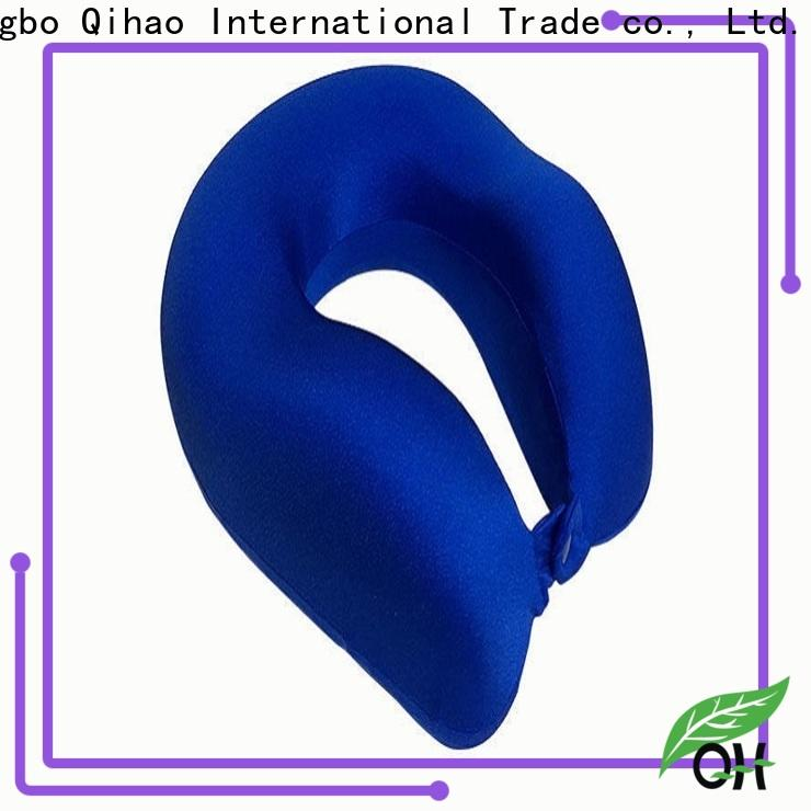 Qihao Latest travel neck pillow company for business trip