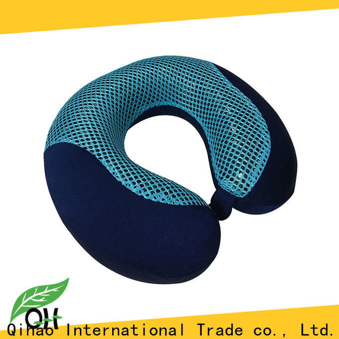 Custom cooling gel travel pillow gel company for office