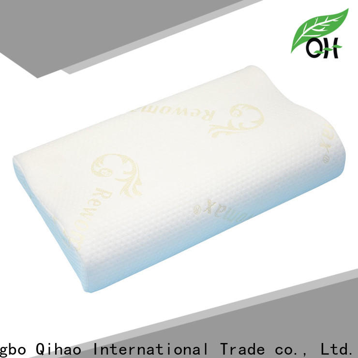 Qihao Wholesale king memory foam pillow factory for a rest