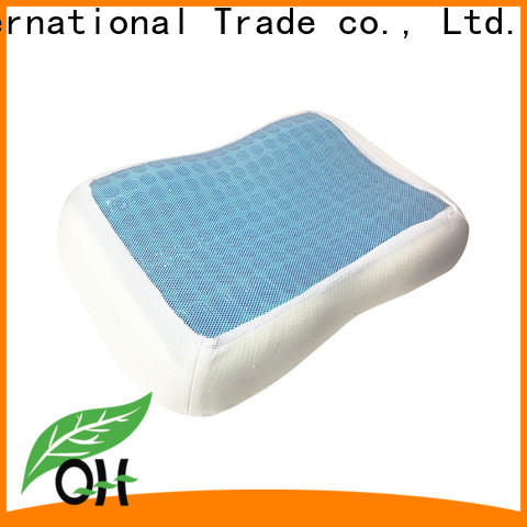 Wholesale gel pillow layer company for sleeping