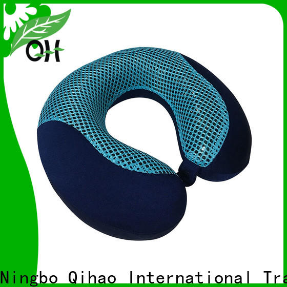 Qihao New cooling travel neck pillow supply for office