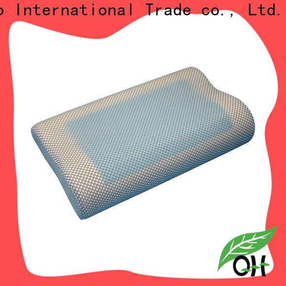 Qihao New contour gel pillow factory for business trip