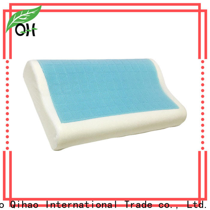 Qihao New gel contour pillow supply for sleeping