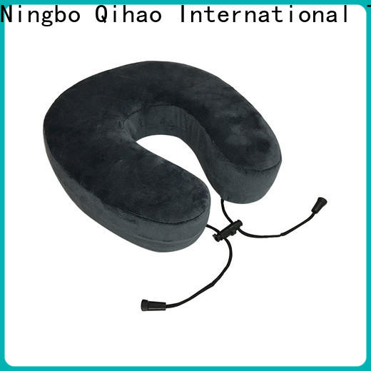Qihao New memory foam neck pillow travel suppliers for travel