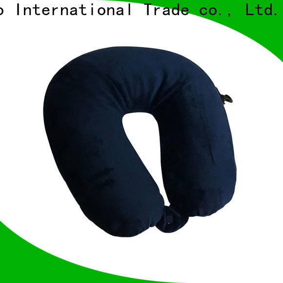 Best u shaped travel pillow neck for business for a rest
