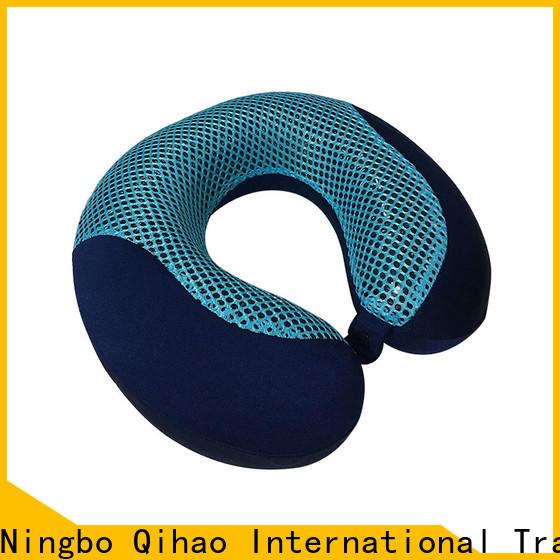Qihao foam gel infused memory foam pillow factory for sleeping
