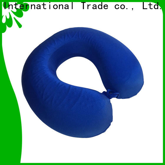 Qihao Latest gel memory foam pillow manufacturers for travel