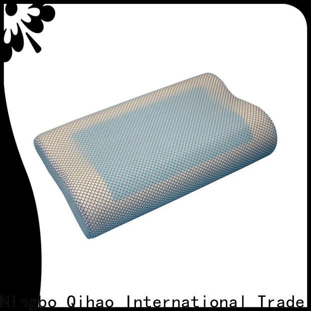 Qihao Custom gel contour pillow for business for a rest