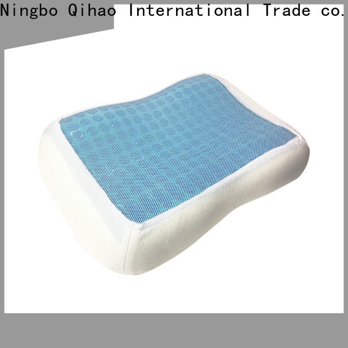 Qihao contour best gel pillow for business for business trip