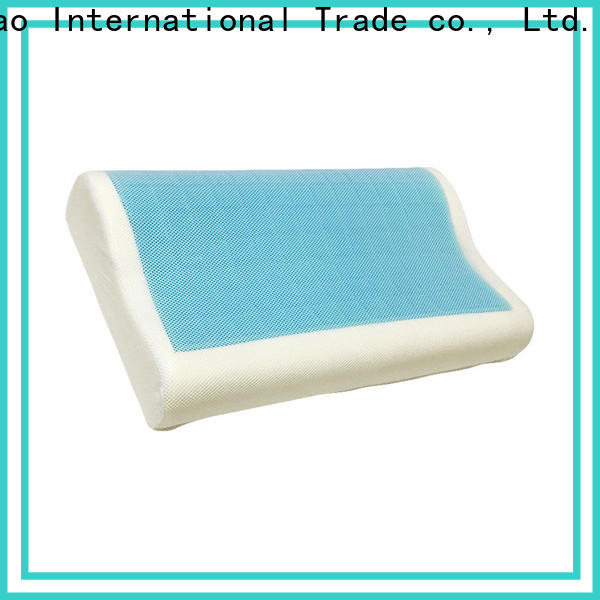 Qihao Best gel contour pillow factory for travel