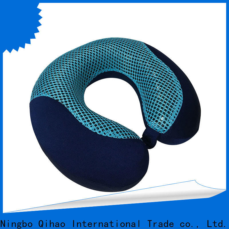 Qihao Top cooling gel travel pillow supply for travel