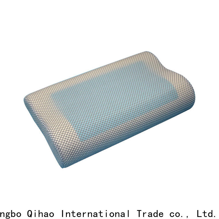 Qihao New gel contour pillow manufacturers for office