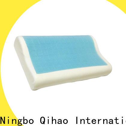 Qihao mesh contour pillow company for business trip