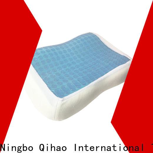 Qihao Latest contour gel pillow manufacturers for office
