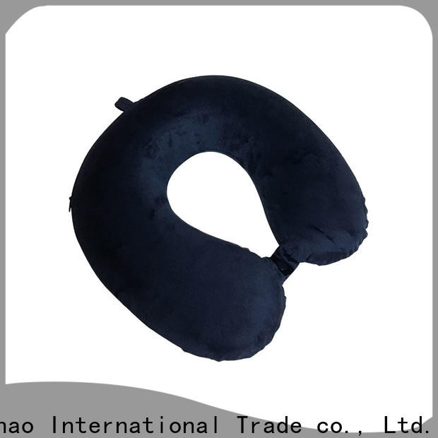 Qihao Latest travel pillow factory for a rest