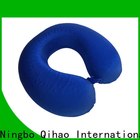 Wholesale gel neck pillow charcoal suppliers for a rest