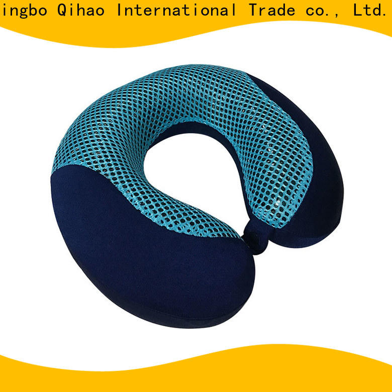 Qihao Best cooling gel travel pillow for business for office