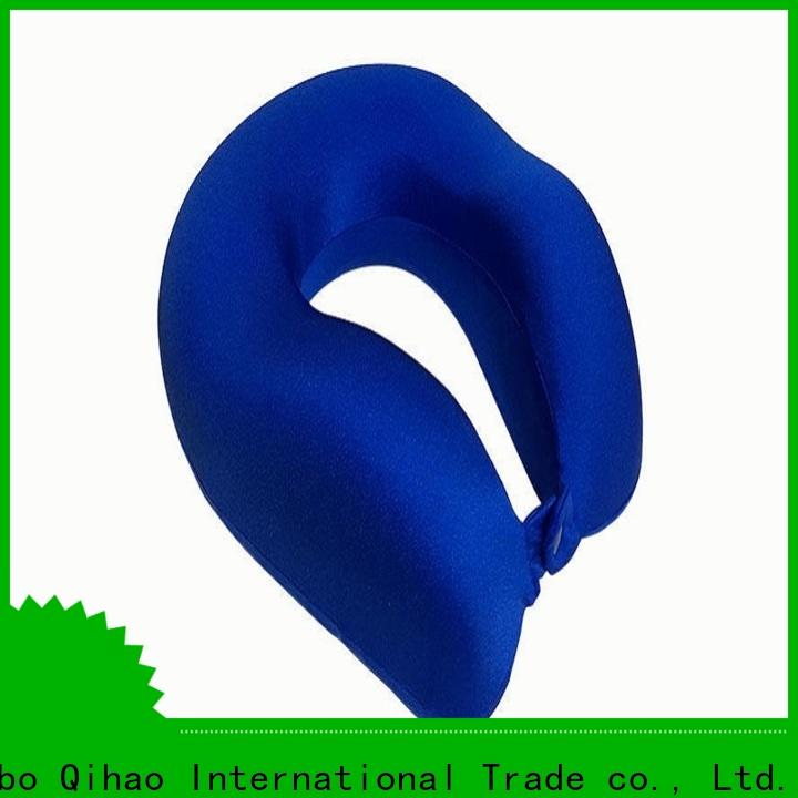 Qihao Wholesale travel neck pillow for business for travel
