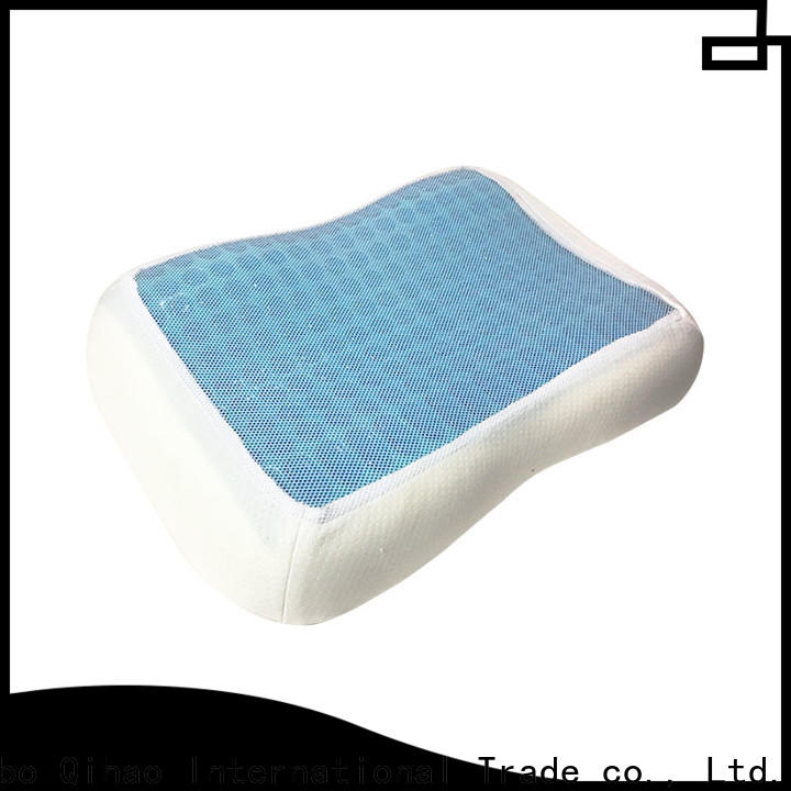 Qihao layer contour gel pillow for business for a rest