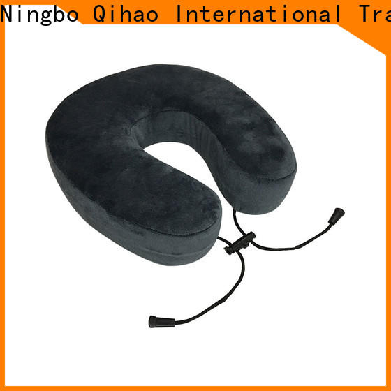 Qihao luxury u shaped neck pillow factory for office
