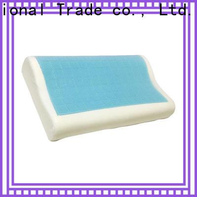 Qihao New gel contour pillow factory for sleeping