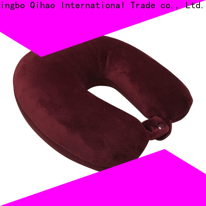 New best memory foam travel pillow design company for a rest