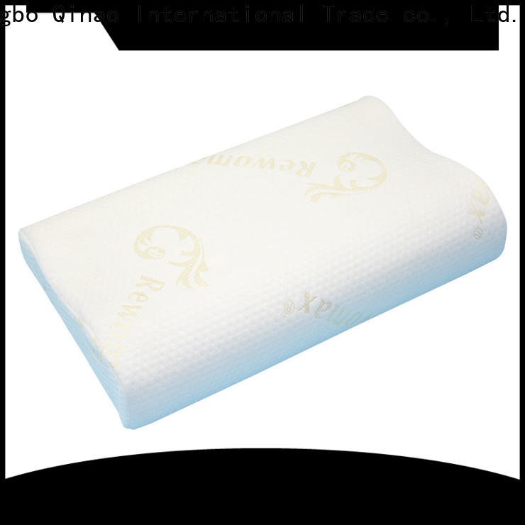 Qihao Custom memory foam pillow review for business for a rest