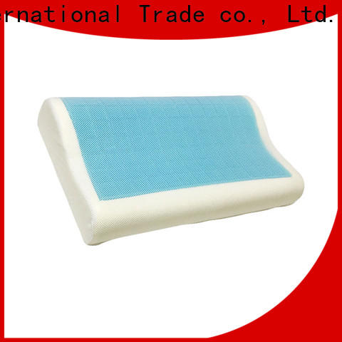 Qihao layer contour pillow for business for a rest