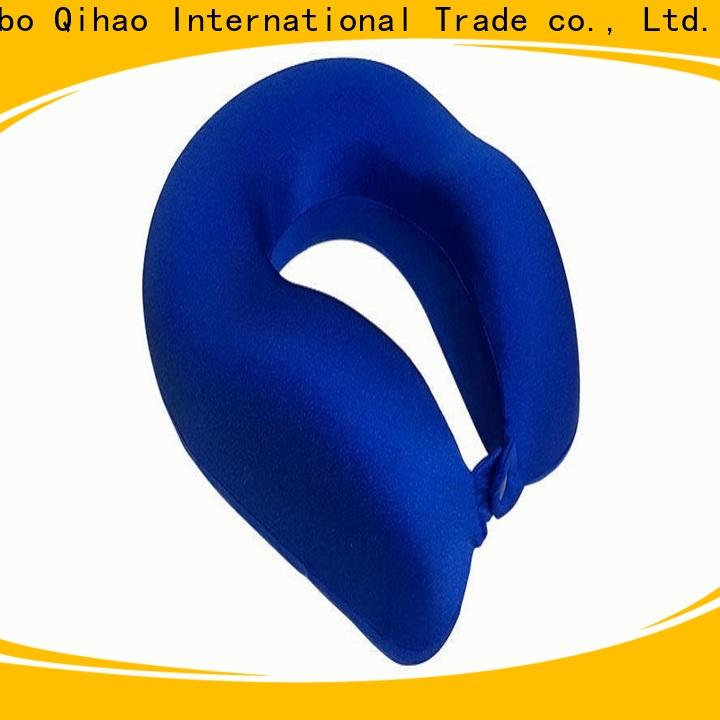 Qihao Latest best travel neck pillow supply for office