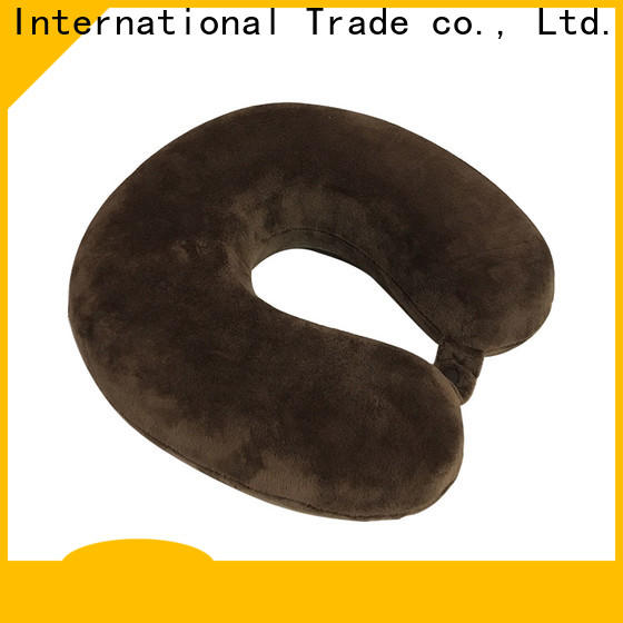 Best u shaped neck pillow memory for business for a rest
