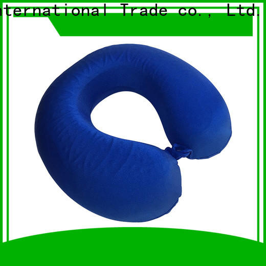 Qihao Best cooling memory foam pillow factory for travel