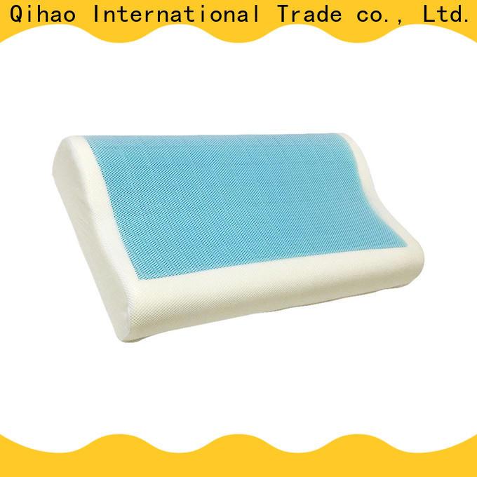 Qihao cool contour pillow company for business trip