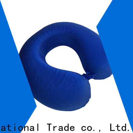 Qihao mesh memory foam pillow with cooling gel suppliers for office
